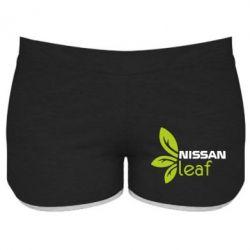 Женские шорты Nissa Leaf - FatLine