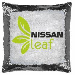 Подушка-хамелеон Nissa Leaf