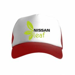 Детская кепка-тракер Nissa Leaf