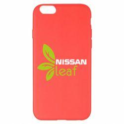 Чехол для iPhone 6 Plus/6S Plus Nissa Leaf