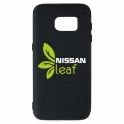 Чехол для Samsung S7 Nissa Leaf