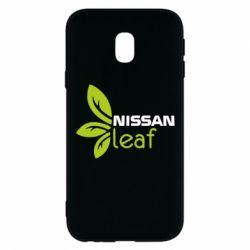 Чехол для Samsung J3 2017 Nissa Leaf