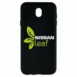 Чехол для Samsung J7 2017 Nissa Leaf