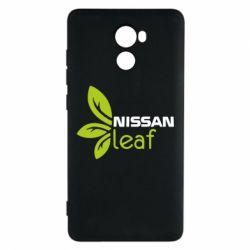 Чехол для Xiaomi Redmi 4 Nissa Leaf