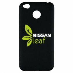 Чехол для Xiaomi Redmi 4x Nissa Leaf
