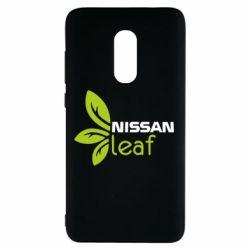 Чехол для Xiaomi Redmi Note 4 Nissa Leaf