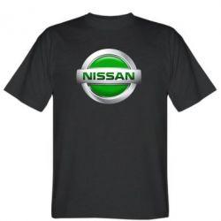 Футболка Nissan Green