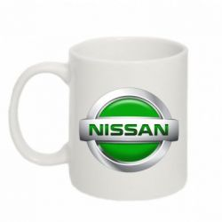 Кружка 320ml Nissan Green - FatLine