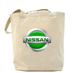 Сумка Nissan Green