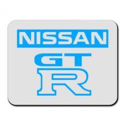 Коврик для мыши Nissan GT-R - FatLine