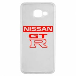 Чохол для Samsung A3 2016 Nissan GT-R