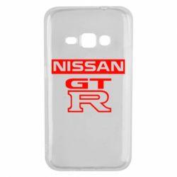 Чохол для Samsung J1 2016 Nissan GT-R