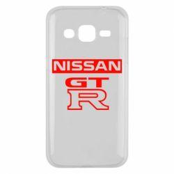 Чохол для Samsung J2 2015 Nissan GT-R