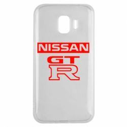 Чохол для Samsung J2 2018 Nissan GT-R