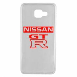 Чохол для Samsung A7 2016 Nissan GT-R
