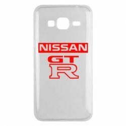 Чохол для Samsung J3 2016 Nissan GT-R