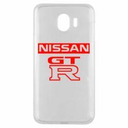 Чохол для Samsung J4 Nissan GT-R
