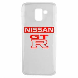 Чохол для Samsung J6 Nissan GT-R