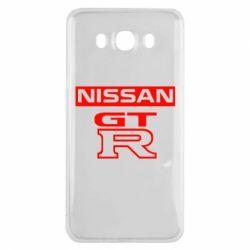 Чохол для Samsung J7 2016 Nissan GT-R