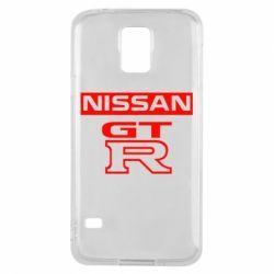 Чохол для Samsung S5 Nissan GT-R