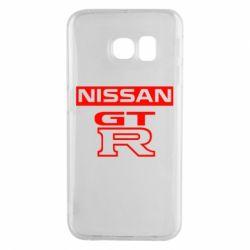 Чохол для Samsung S6 EDGE Nissan GT-R