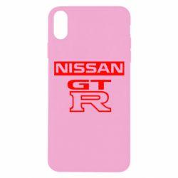 Чохол для iPhone Xs Max Nissan GT-R