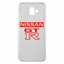 Чохол для Samsung J6 Plus 2018 Nissan GT-R
