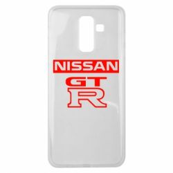 Чохол для Samsung J8 2018 Nissan GT-R