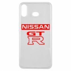 Чохол для Samsung A6s Nissan GT-R