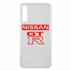 Чохол для Samsung A7 2018 Nissan GT-R