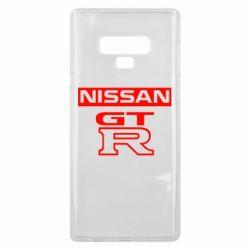 Чохол для Samsung Note 9 Nissan GT-R