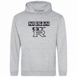 Толстовка Nissan GT-R - FatLine