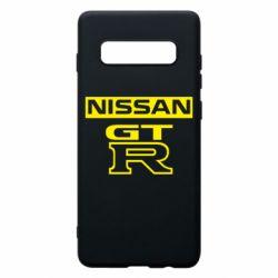 Чохол для Samsung S10+ Nissan GT-R
