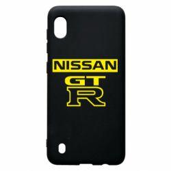 Чохол для Samsung A10 Nissan GT-R