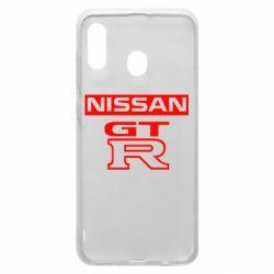 Чохол для Samsung A20 Nissan GT-R