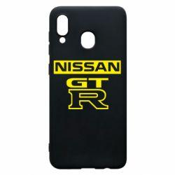 Чохол для Samsung A30 Nissan GT-R
