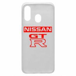 Чохол для Samsung A40 Nissan GT-R
