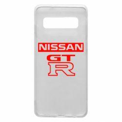 Чохол для Samsung S10 Nissan GT-R