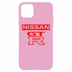 Чохол для iPhone 11 Nissan GT-R