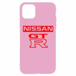 Чохол для iPhone 11 Pro Nissan GT-R