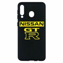 Чохол для Samsung M30 Nissan GT-R