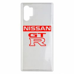 Чохол для Samsung Note 10 Plus Nissan GT-R