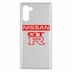 Чохол для Samsung Note 10 Nissan GT-R