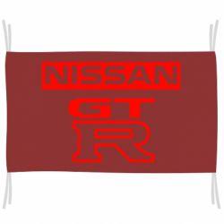 Прапор Nissan GT-R