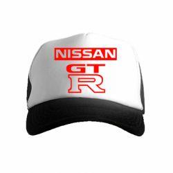 Дитяча кепка-тракер Nissan GT-R