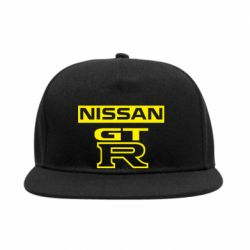 Снепбек Nissan GT-R