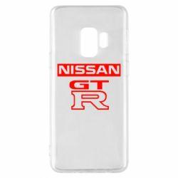 Чохол для Samsung S9 Nissan GT-R