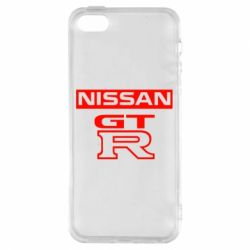 Чохол для iphone 5/5S/SE Nissan GT-R