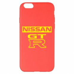 Чохол для iPhone 6 Plus/6S Plus Nissan GT-R