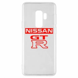 Чохол для Samsung S9+ Nissan GT-R